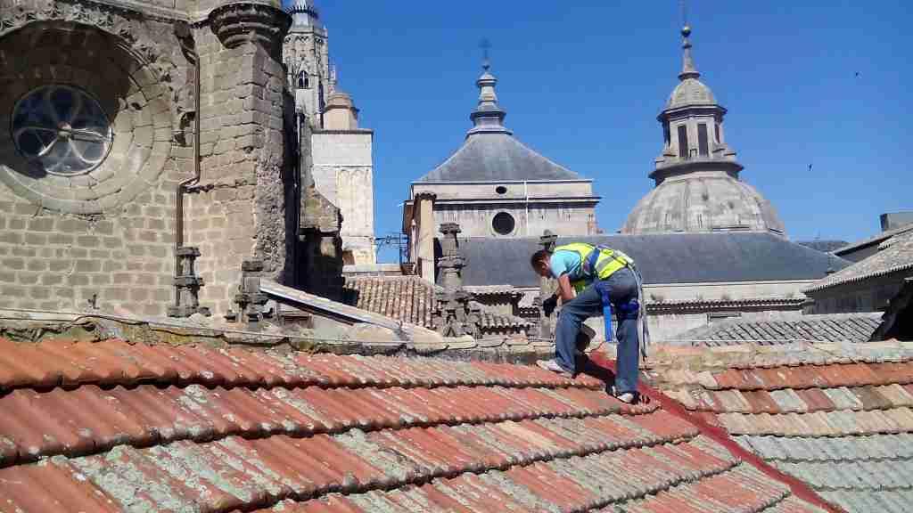 Servicios de reparaci n en cubiertas y tejados maconi - Cubiertas y tejados ...